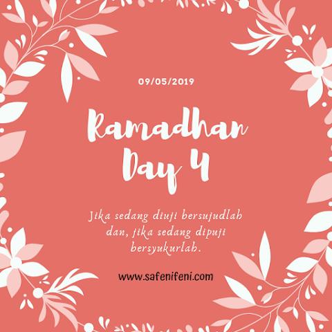 Ramadhan - Day 4