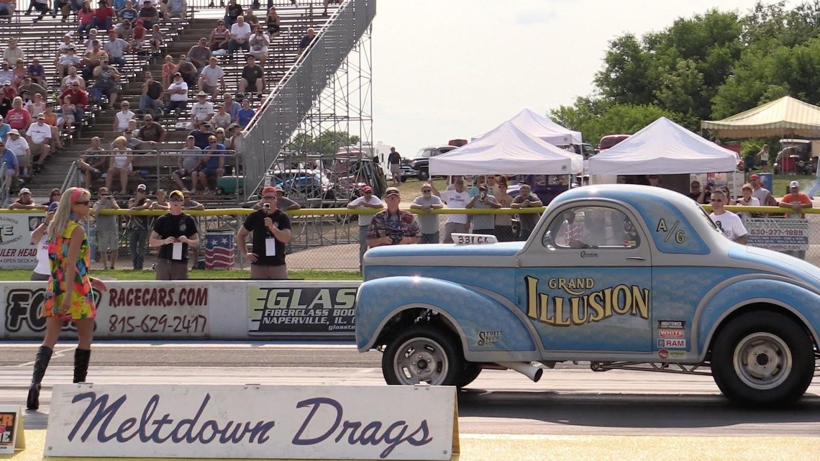 Noot: Vintage Drag Racing This Weekend