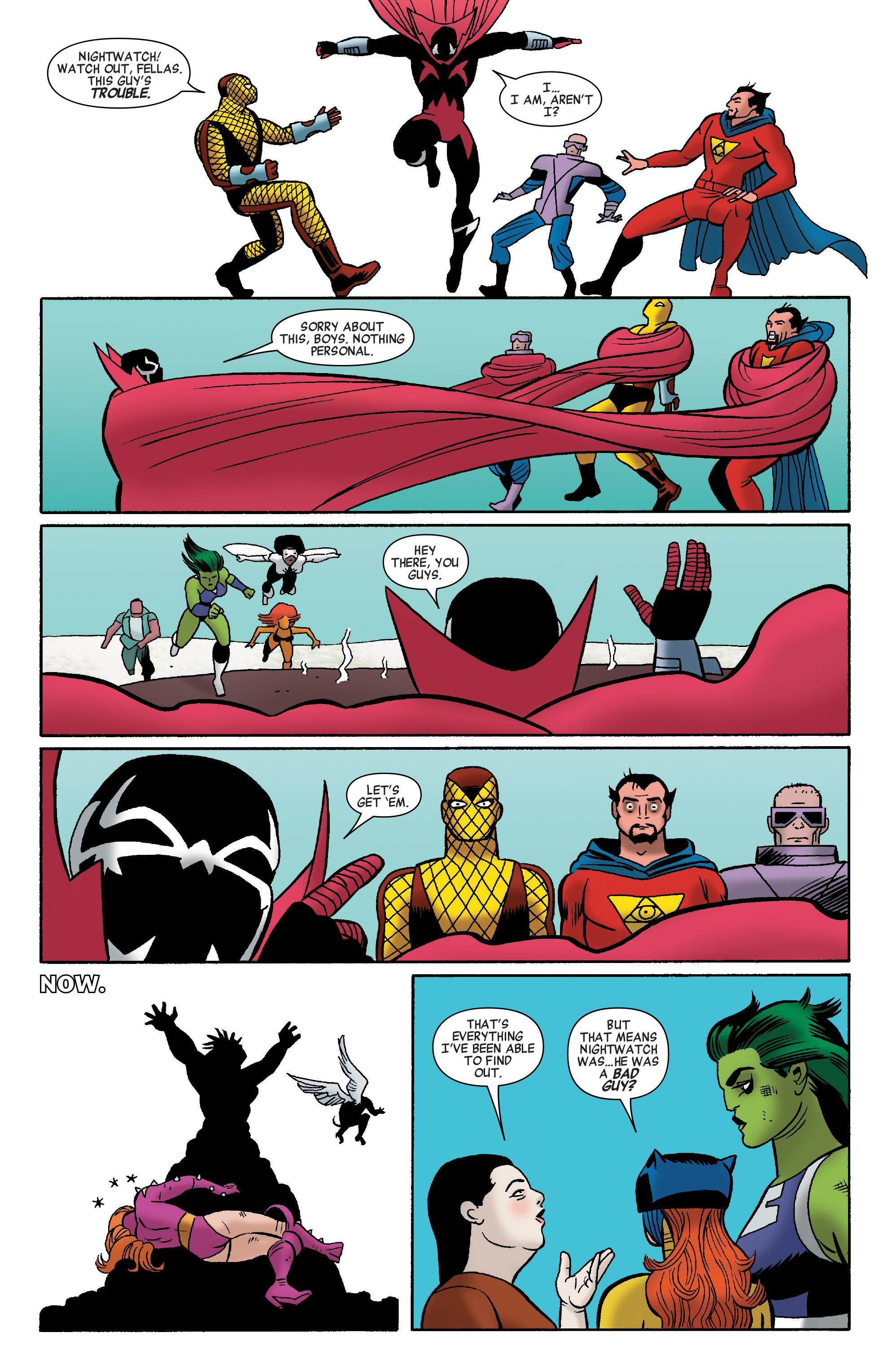 Read online She-Hulk (2014) comic -  Issue #12 - 8