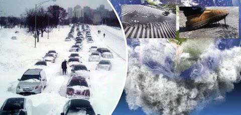Leállt a Golf-áramlat, állítják a tudósok, akik szerint itt az ideje felkészülni a Föld legnagyobb katasztrófáira!