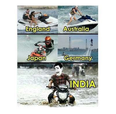Indian vs Foreigner Funny Images