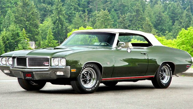 70 Buick GS 455