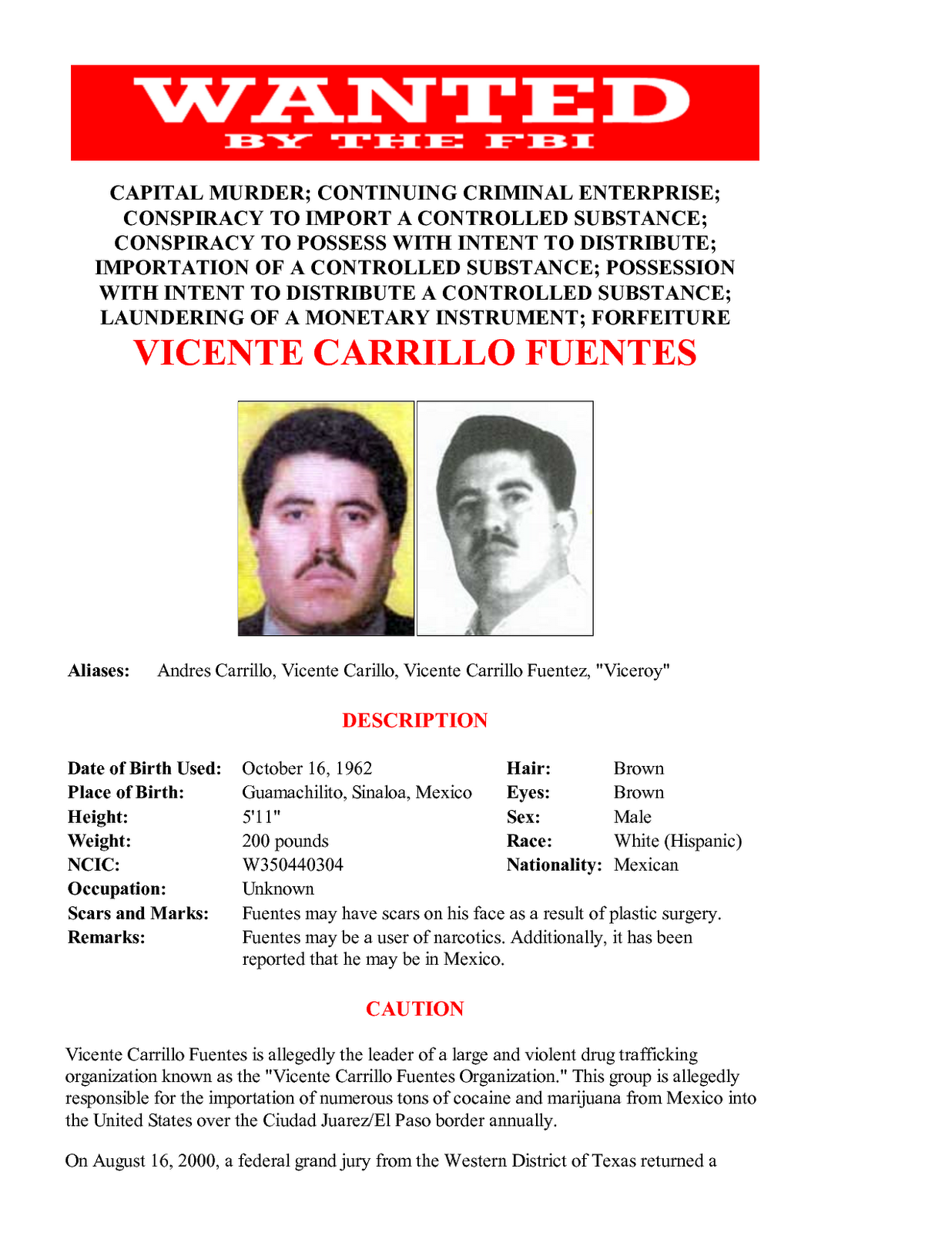 The Rise & Fall of the Juárez Cartel (2012) | H/E