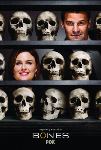 Bones (Serie Completa) HDRip Español Latino