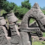 В Гималаях найдено древнее каменное войско