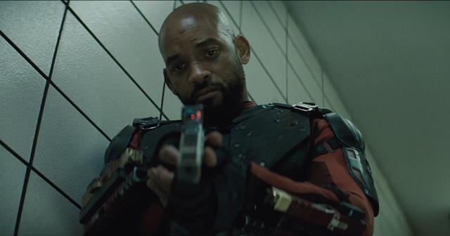 Esquadrão Suicida | Trailer final, promocional estendido do Pistoleiro e teasers de apresentação