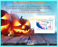 Logo Fria Friends ti regala 5 omaggi con il gioco di Halloween