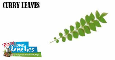 Home Remedies for Diabetes: Curry Leaves