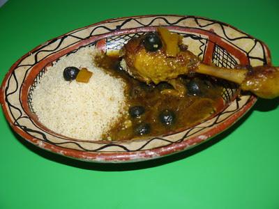 Recette mamangue  Tajine poulet aux citrons confits facile