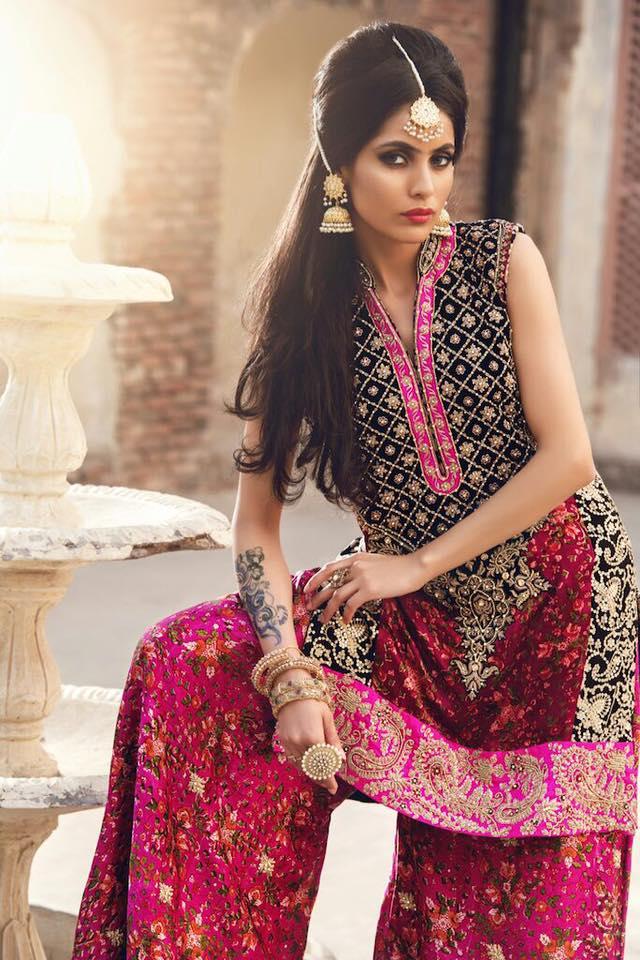 Pakistani Traditional Wedding Dresses 70 Best shirin hassan pakistani majestic