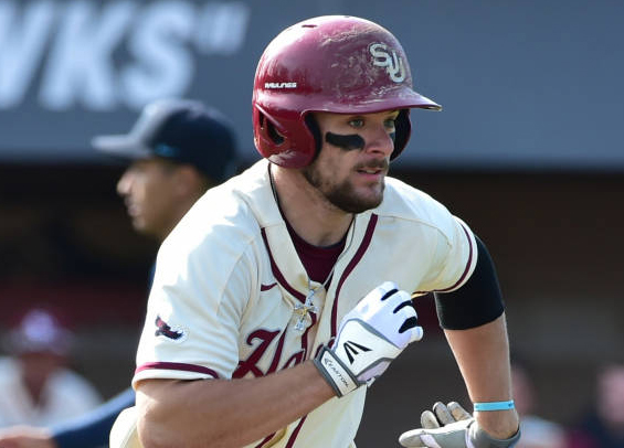 Charlie Concannon continues to swing a hot bat for Saint Joseph's