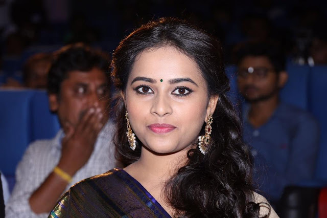 Sri Divya at Kaashmora Audio Release