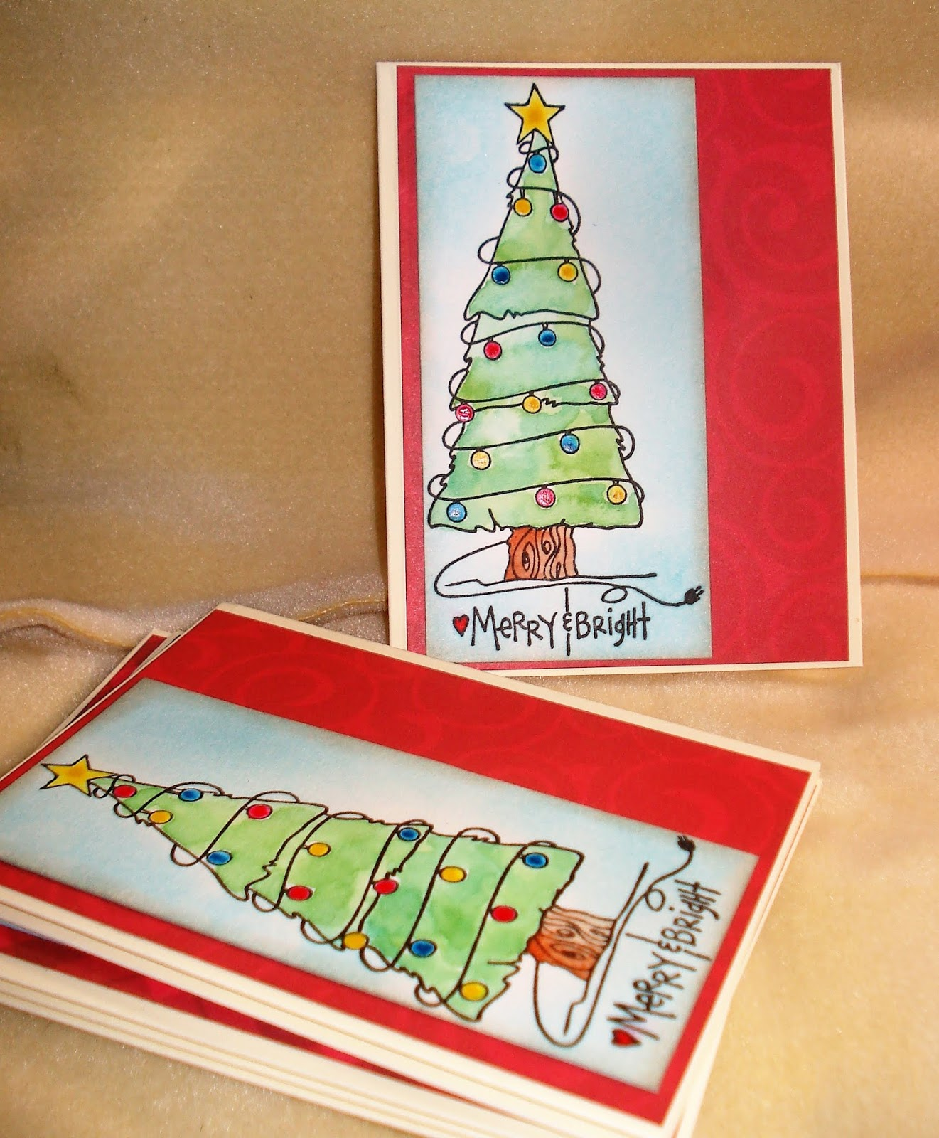 Oh Christmas Tree Card And Tag Mania 2018 My Stuff My Life