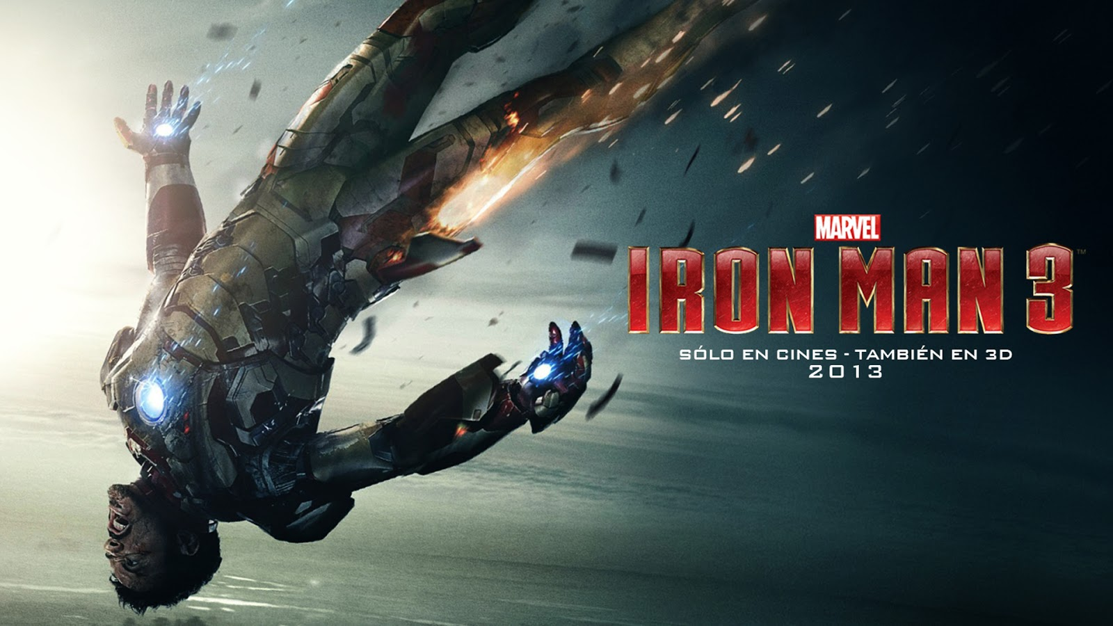 Iron Man 3 2013 Hd Wallpapers 1080p