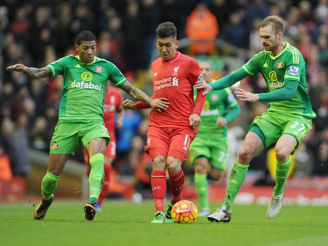 Sunderland Vs Liverpool 1 0: Total Sport Trends