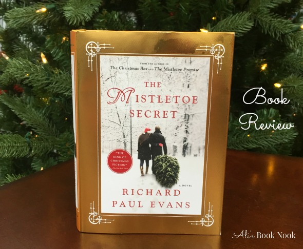 The Mistletoe Secret Book Review Holiday Novel