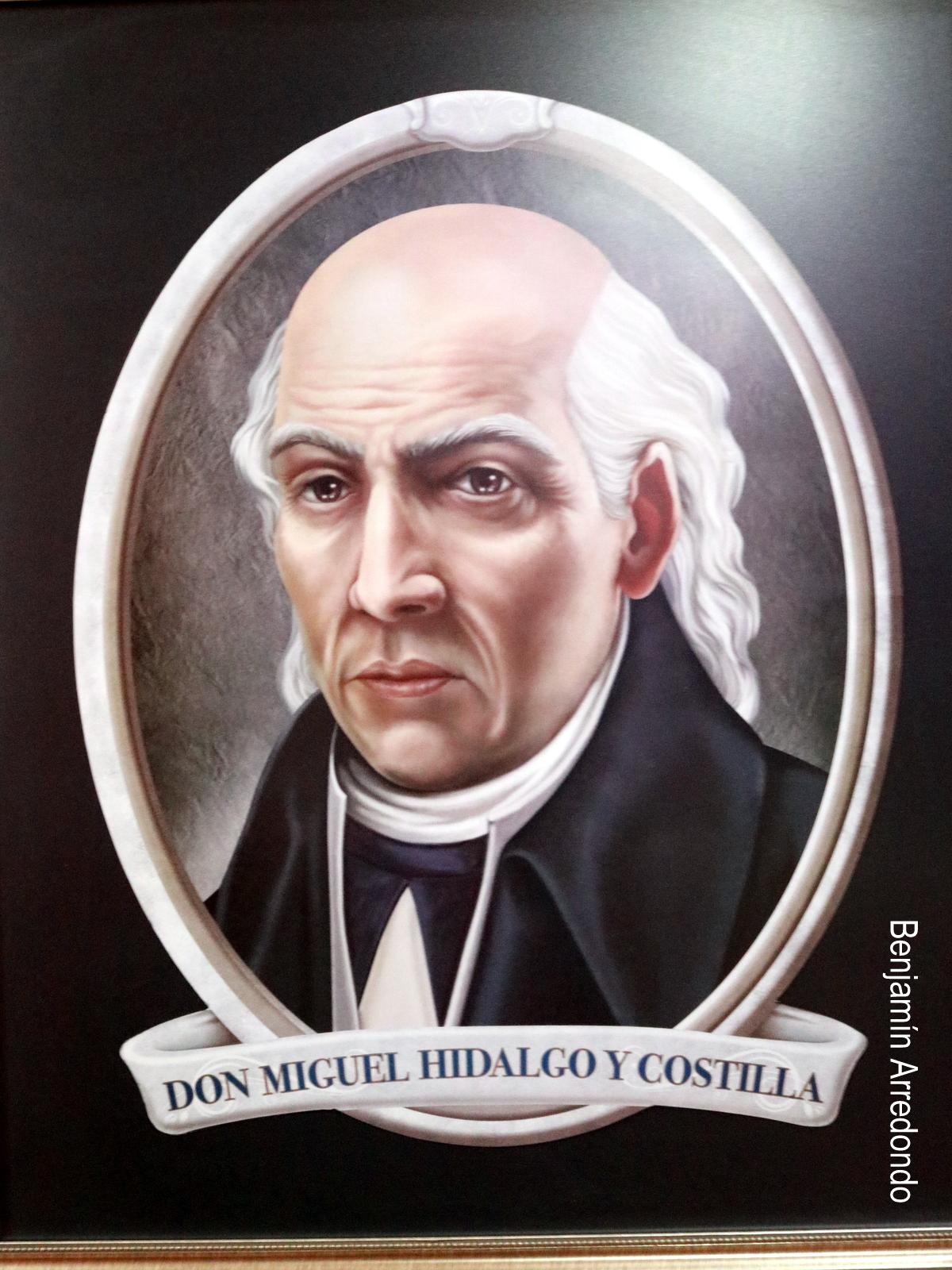 Cabezas De Aguila Imagenes De Miguel Hidalgo Y Costilla Parte 23