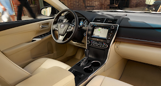 2018 Toyota Camry XSE V6 Interior