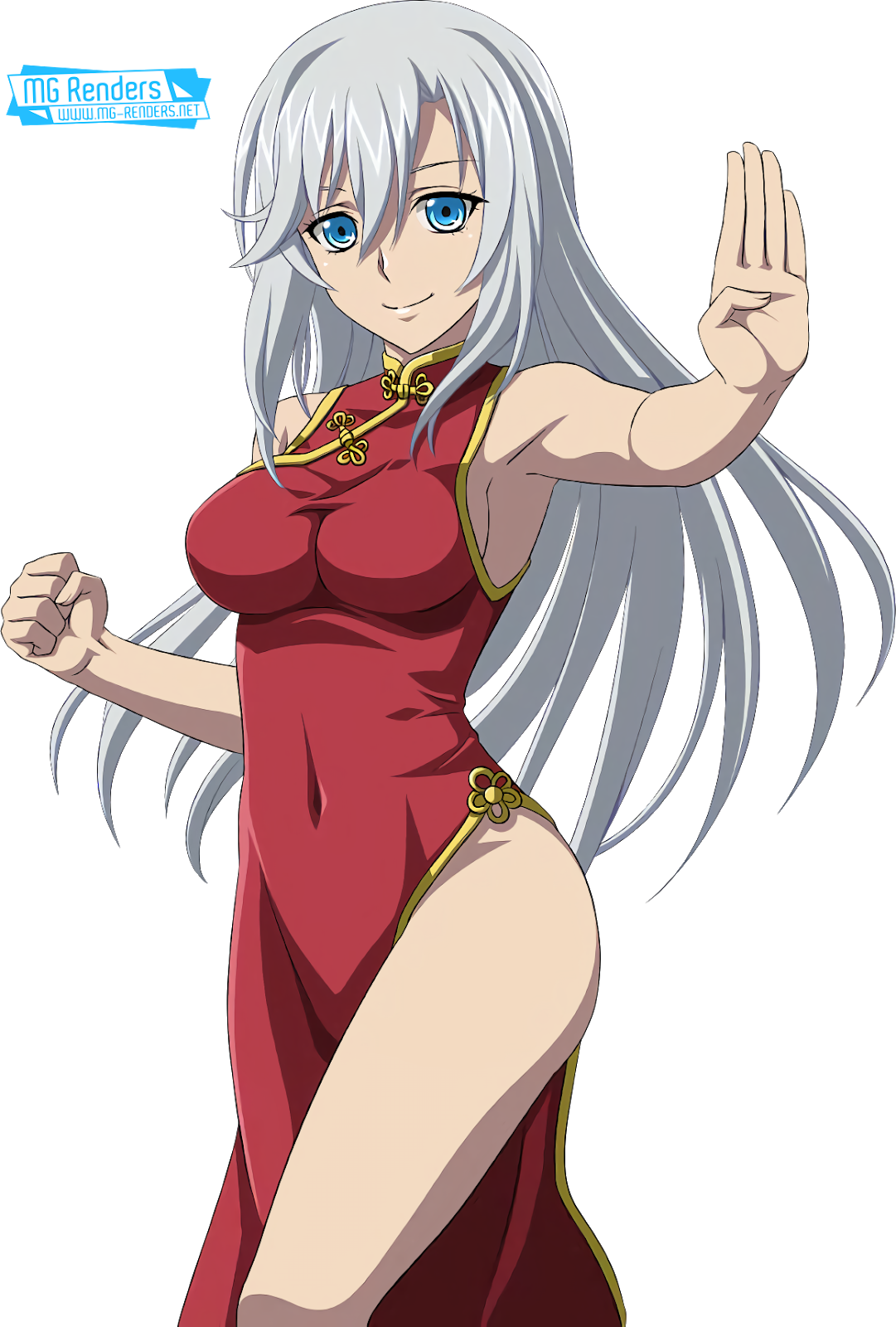 Tags: Anime, Render,  Armpit,  Dress,  La Folia Rihavein,  Strike The Blood,  PNG, Image, Picture