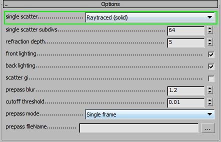 gach bong-scatter_mode Vật liệu V-Ray FastSSS2 (Phần 1)