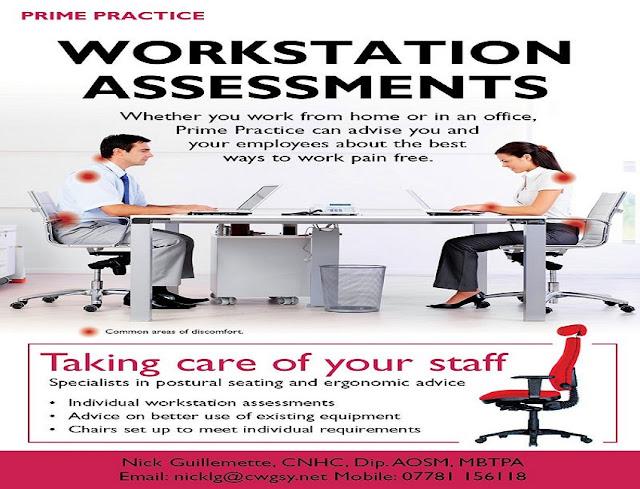 best ergonomic office chair assessment design