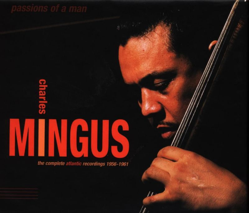 Charles mingus in the 1950s essay