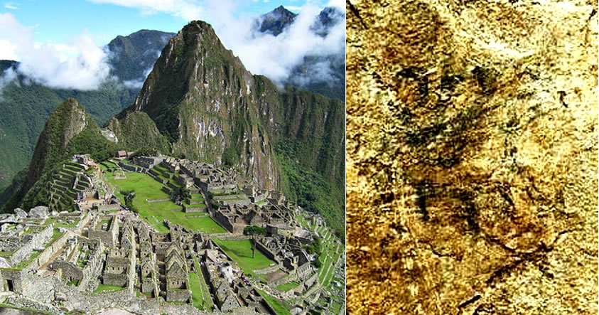 Descubren pinturas rupestres en Machu Picchu que podrían cambiar la historia
