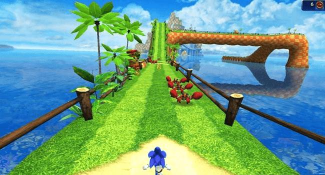 تحميل لعبة سونيك داش للكمبيوتر من ميديا فاير