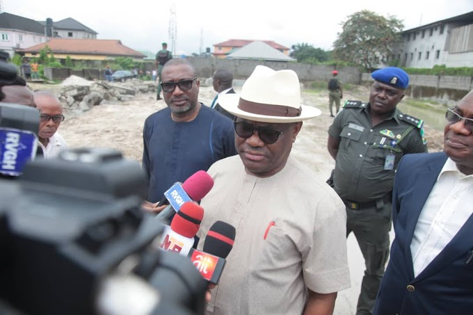 Rivers Government did not demolish any Mosque  says Governor Wike