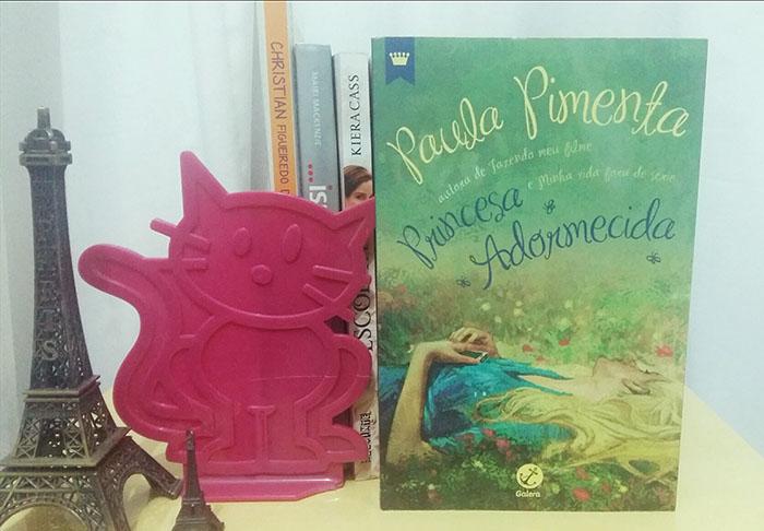 Resenha: Princesa adormecida – Paula Pimenta