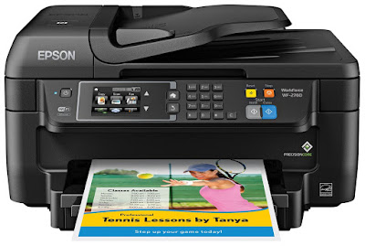 Epson WorkForce WF-2760 Driver Download