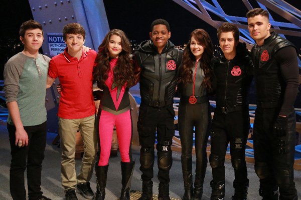 Lab Rats: Elite Force - nowy serial