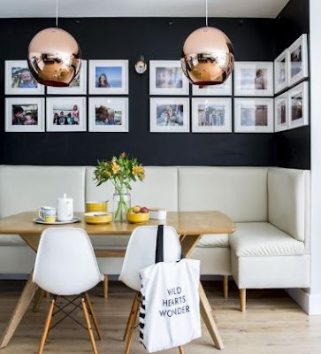 Black Dining Room Sets For A More Stunning And Comfortable