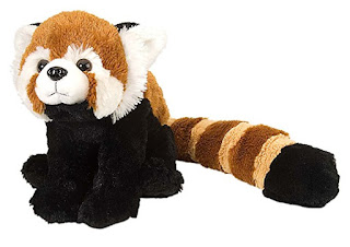 Cuddlekins Plush Red Panda Review