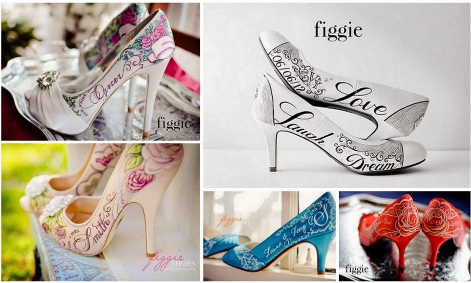 cd96cfcd Inspiracje ślubno-weselne: Kolorowe buty ślubne