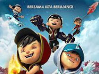Download Film Boboiboy The Movie 2016 Terbaru
