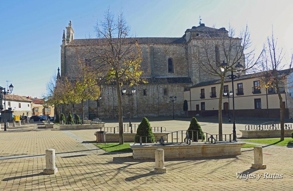 Convento de San Agustín, Dueñas, Palencia