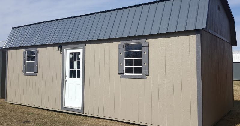 Super Appealing 60 Square Foot Mobile Cabin Camper: Wolfvalley Buildings Storage Shed Blog.: Ideal For Guest