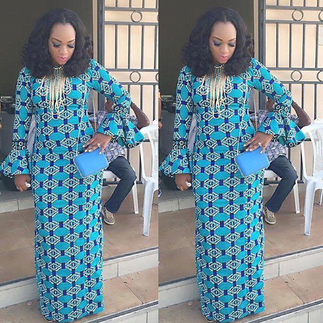 Lovely Ankara Gown Styles For Beautiful Ladies - Debonke House Of ...
