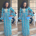 Lovely Ankara Gown Styles For Beautiful Ladies