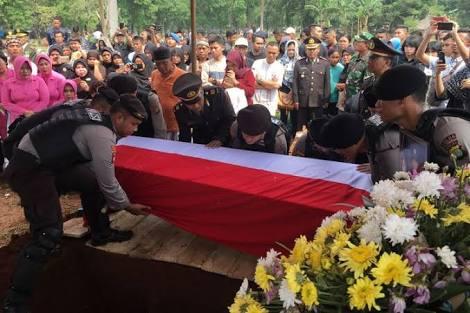 Polri Berduka, Tokoh Riau Mengutuk Keras Atas Perbuatan Napiter Terorisme