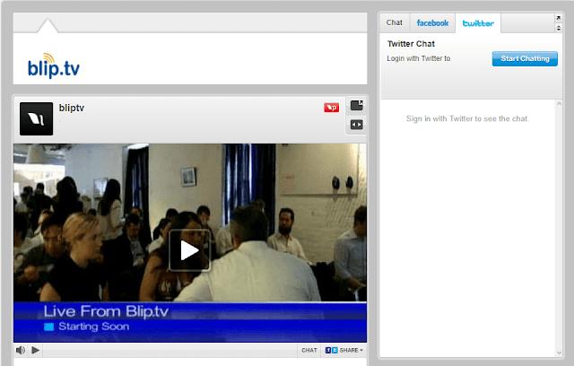 Blip.tv youtube alternative