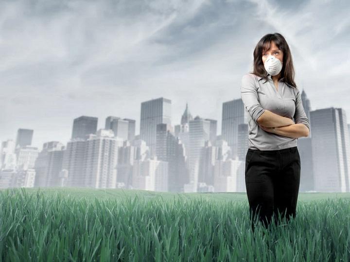 Polusi Tidak Hanya Ada di Jalan, tapi Juga di Rumah