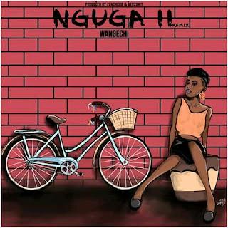 Wangechi - nguna ii Remix