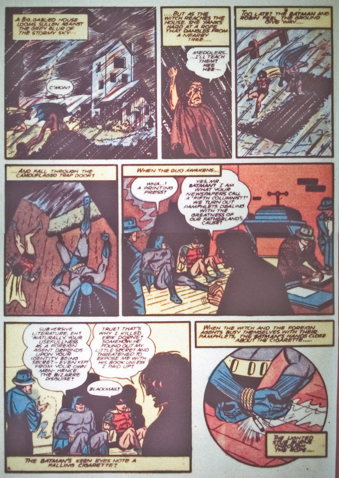 Read online World's Finest Comics comic -  Issue #1 - 95
