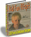Kids Fun Recipes 120 Fun & Delicious Recipes