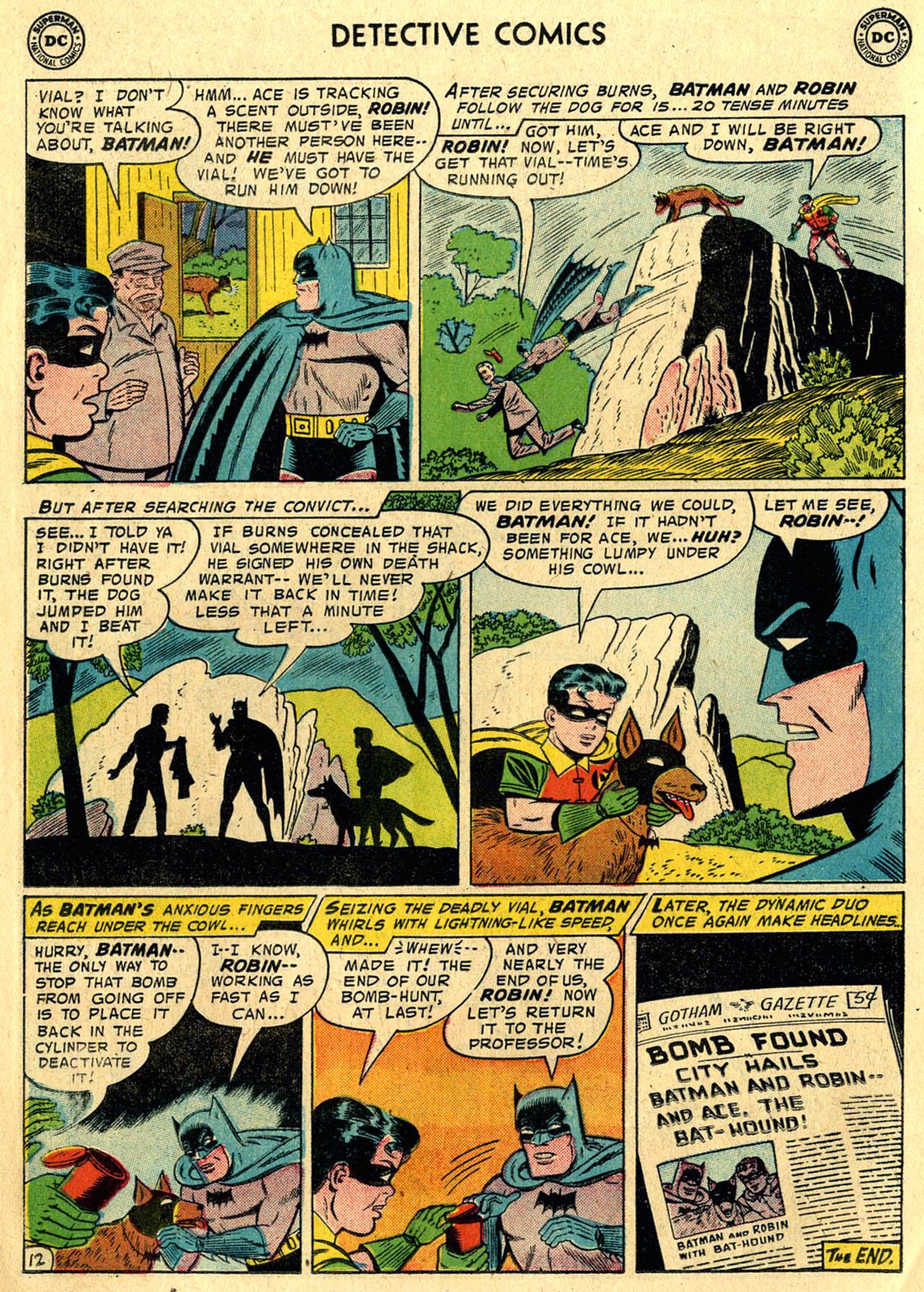 Detective Comics (1937) 254 Page 13