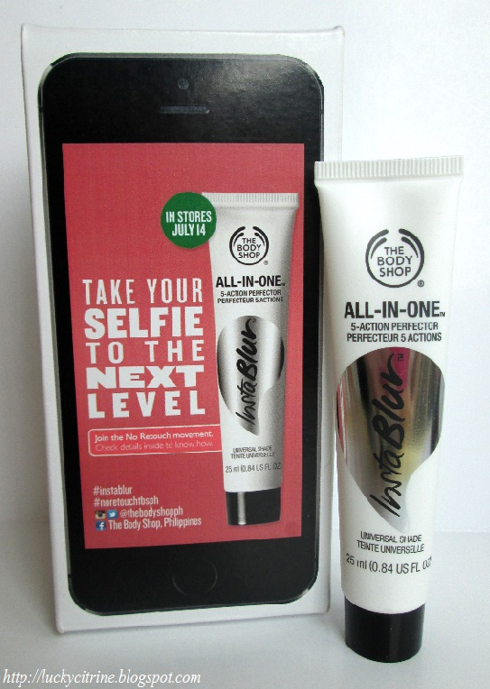 All-In-One Instablur Universal by The Body Shop #22