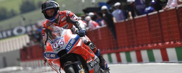 ドヴィ MotoGP2018 イタリアGP 予選