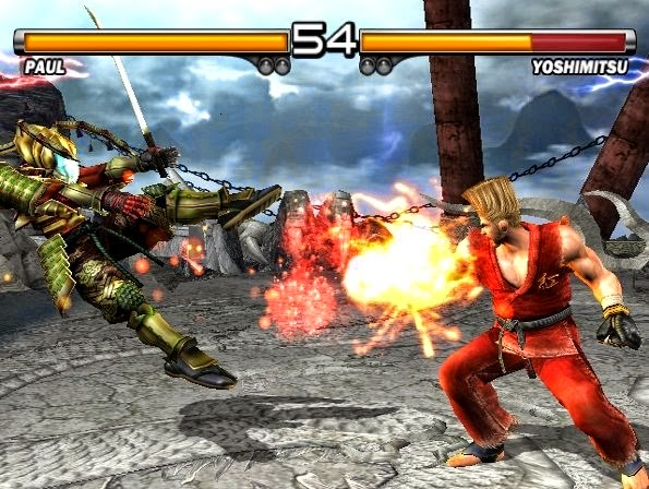 Image result for Tekken 5 PC Game Free Download